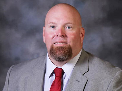 Congratulations to New High School Principal Mr. Kevin Davis